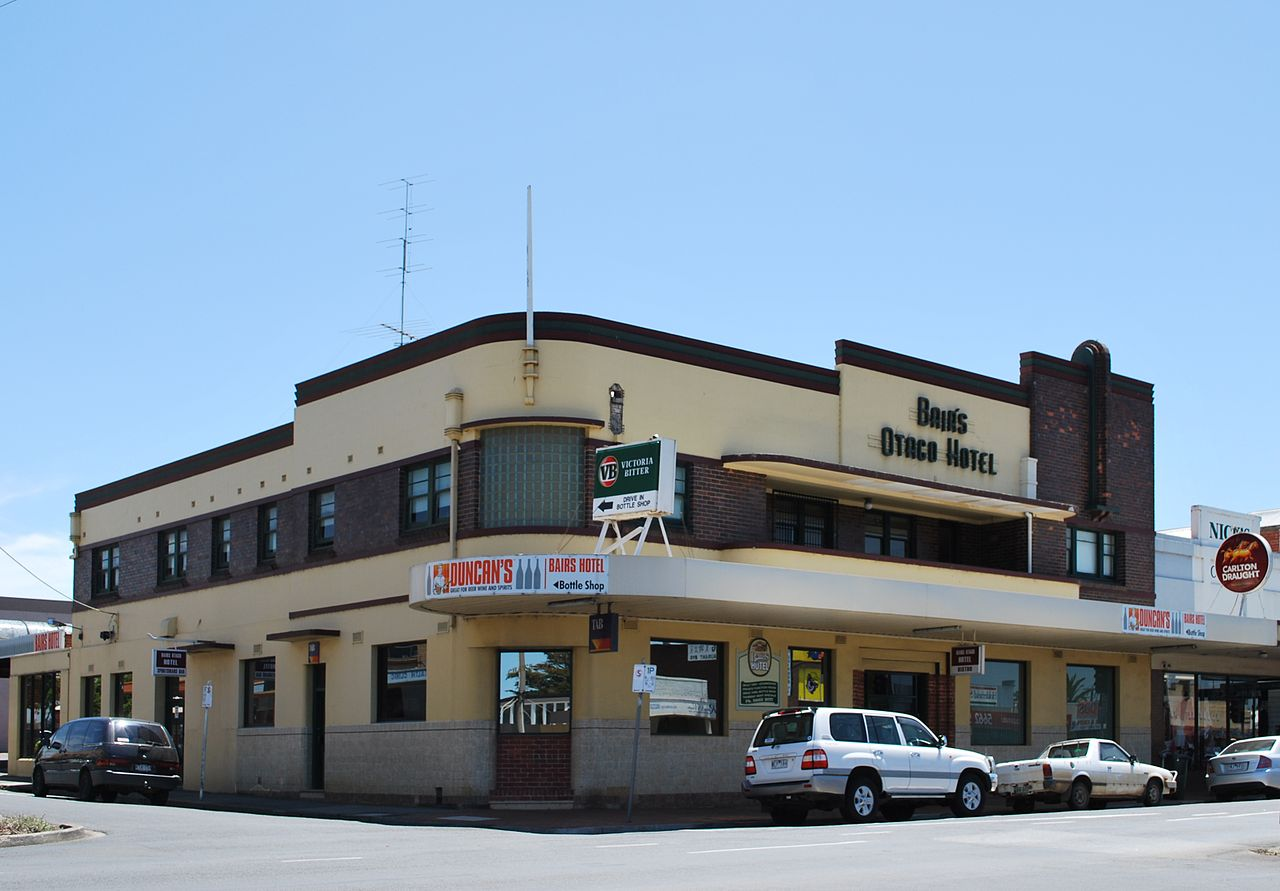 Bair's Otago Hotel