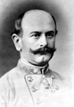 Leonidas Freiherr von Popp als Generalmajor 1881.png