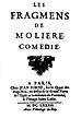 Les Fragmens de Molière, Ribou, 1682.jpg