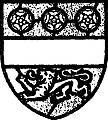 Les vitraux du Moyen âge et de la Renaissance dans la région lyonnaise - 80 - Vitrail Beaujeu armoiries.jpg