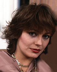 Lesley-Anne Down (Georgina Worsley)