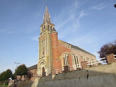 Église Saint-Jean-Baptiste de Lesquielles-Saint-Germain