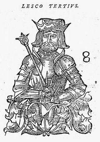 Popielids - Leszko III