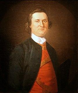 Lewis Morris American landowner and developer