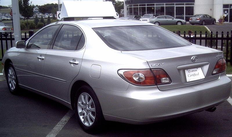 File:Lexus ES300 2002 03.JPG