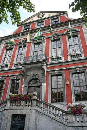 Image illustrative de l'article Hôtel de ville de Liège