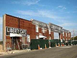 Liberty Warehouse Nos. 1 and 2