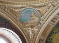 Librarian's Room. Circular Mural in pendentive illustrating Books, the Delight of the Soul, by Edward J. Holslag. Library of Congress Thomas Jefferson Building, Washington, D.C. LCCN2011647682.tif