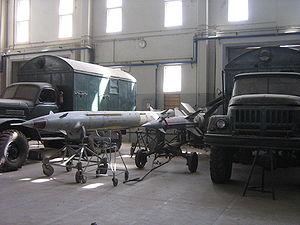 Armed Forces of the Libyan Arab Jamahiriya - Libyan Air Defence missiles
