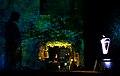 Licht.Wort.Raum.Klang.Zeit. Jazzgitarrist Klaus Spencker, Musikelektroniker Nils Nordmann, Licht und Ton Holger Cramm, VJ Tosh Leykum, Aegidienkirche Hannover.jpg