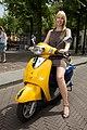 Liesbeth van Tongeren, Lancering Europese Mobiliteitsweek 2010.jpg