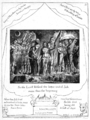 Life of William Blake (1880), Volume 2, Job illustrations plate 21.png