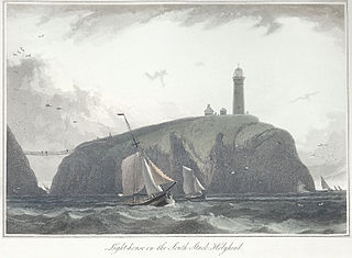 Lighthouse on the South Stack Holyhead