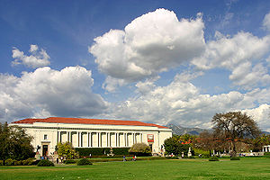 San Marino, California - Huntington Library, in a landscape setting by Beatrix Farrand