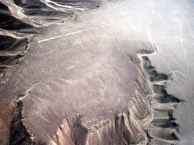 File:Lignes de Nazca Décembre 2006 - Colibri 1.jpg
