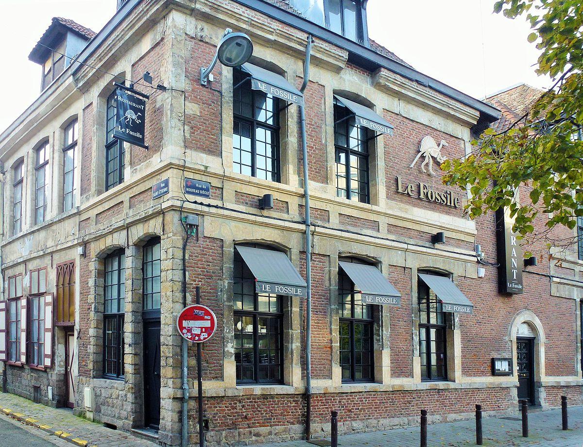 Rue saint tienne lille wikip dia for 82 rue brule maison lille