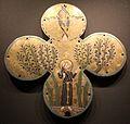 Limoges, san francesco riceve le stimmate, 1230-40 ca. (parigi, museo di cluny).jpg