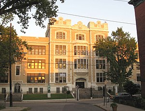 Lincoln High School (New Jersey) - Image: Lincoln HS JC jeh