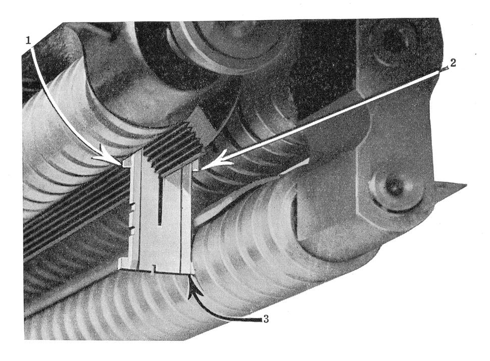 Linotype distributor