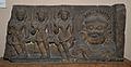 Lintel - Four Planets - Circa 5th Century CE - Sarnath - Uttar Pradesh - Indian Museum - Kolkata 2013-04-10 7759.JPG