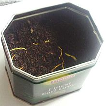 Earl Grey tea - Wikipedia, the free encyclopedia