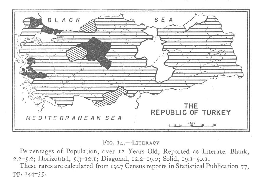 Literacy-1924-Turkey