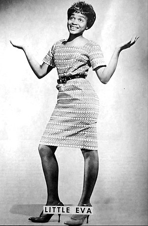 Little Eva - In 1962