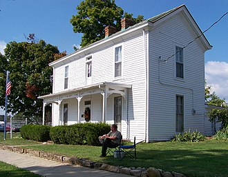 National Register of Historic Places listings in Bullitt County, Kentucky - Image: Lloyd house