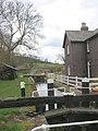 Lock On Montgomery Canal - geograph.org.uk - 153648.jpg