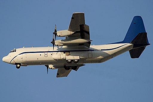 Lockheed L-100-30 Hercules (L-382G) AN0758785