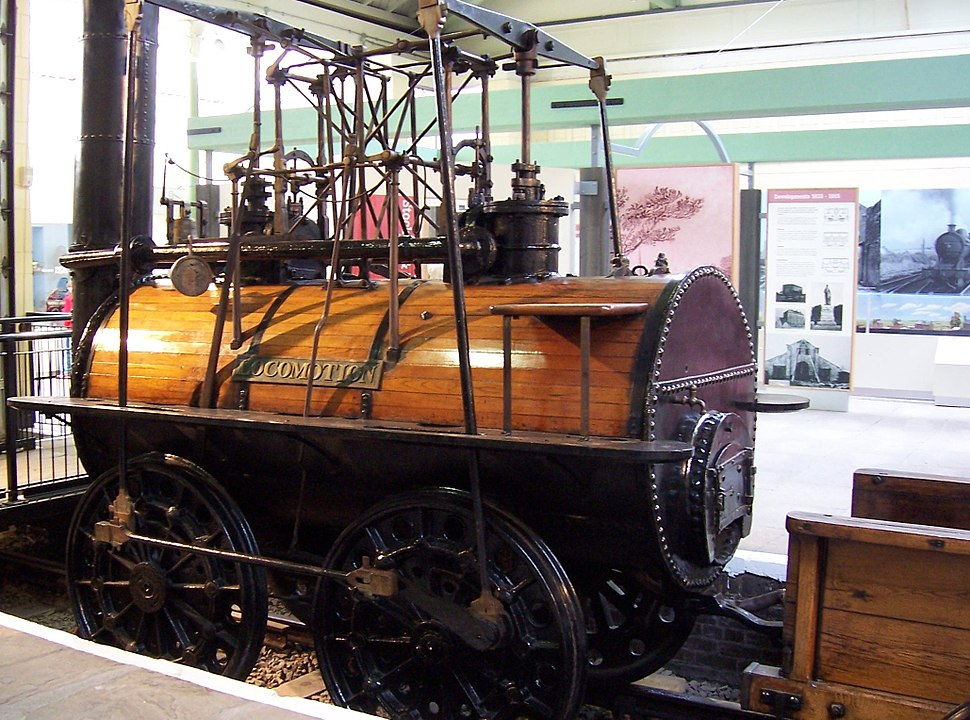 Locomotion No. 1.