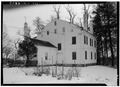Locust Lawn, State Route 32, New Paltz, Ulster County, NY HABS NY,56-NEWP.V,1-5.tif