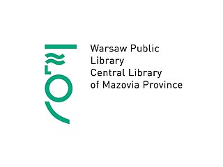 Warsaw Public Library library in Warsaw, Poland