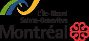 Logo ufficiale de L'Île-Bizard–Sainte-Geneviève