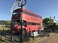 London bus and ferris wheel of Haikara't Yokocho.jpg