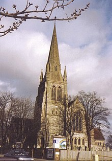 Longfleet, parish church of St. Mary - geograph.org.uk - 466067.jpg