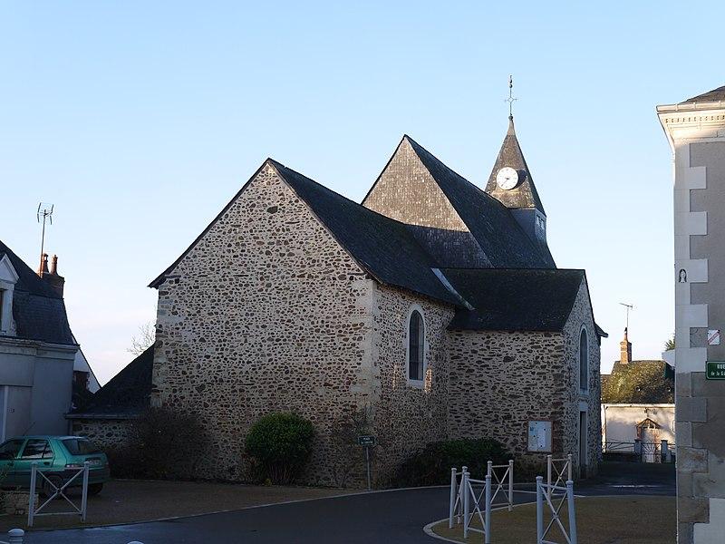 L'église de la Visitation.