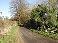 Looking north from the road by Hollybush plantation - geograph.org.uk - 1610046.jpg