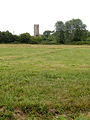 Looking towards the church at Ilketshall St Andrew - geograph.org.uk - 222786.jpg