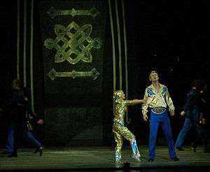 Lord of the Dance (musical) - The Little Spirit and the Lord of the Dance