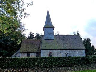 Grigneuseville Commune in Normandy, France