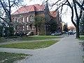 Lubliniec ulica Paderewskiego budynek starostwa - panoramio.jpg