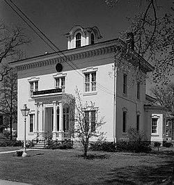 Lucius Gleason House, Sycamore & Second Streets, Liverpool (Onondaga County, New York).jpg