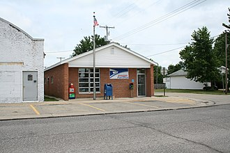 Ludlow, Illinois - Ludlow Post Office