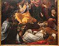 Ludovico carracci, martirio di s. orsola, 1592, dai ss. leonardo e orsola 04.jpg
