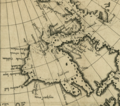 Luke Foxe voyage account (North-West Fox, 1635) - 3 foldout map - 2 Hudson Bay.png