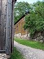 Luostarivuoren käsityöläismuseo, rakennuksia ja katu.jpg