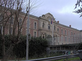 Joseph Joffre - The Lycée Joffre, a high school and former military barracks in Montpellier, bears Joffre's name