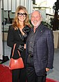 """Lynne St. David-Jewison and Norman Jewison at """"A Tribute to Norman Jewison"""" at LACMA in Los Angeles on April 16, 2009. Photo by George Pimentel. (48198938077).jpg"""