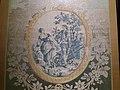 Lyon 2e - Musée des Tissus et des Arts décoratifs, laize de tenture, Le Jardinier et la Bouquetière, détail, Philippe de Lasalle, 1770, MT 2920.jpg